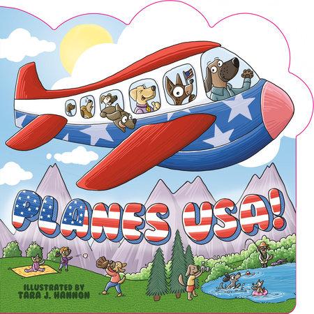 Planes USA! by Jo Parker