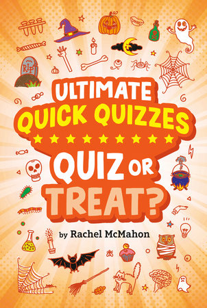 Quiz or Treat? by Rachel McMahon