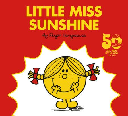 Little Miss Sunshine by Roger Hargreaves
