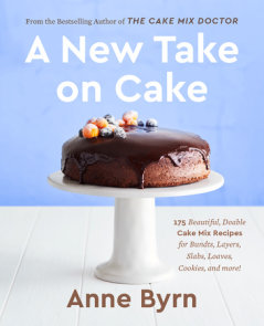 A New Take on Cake