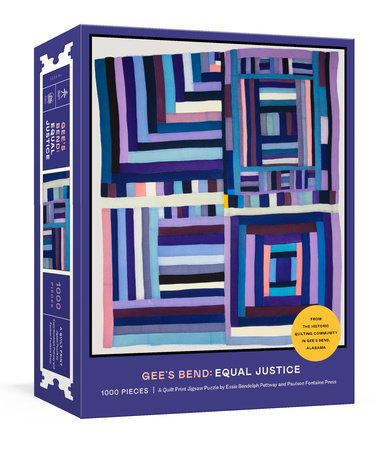 Gee's Bend: Equal Justice by Essie Bendolph Pettway and Paulson Fontaine Press