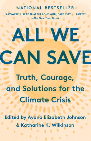 All We Can Save Book Cover Picture