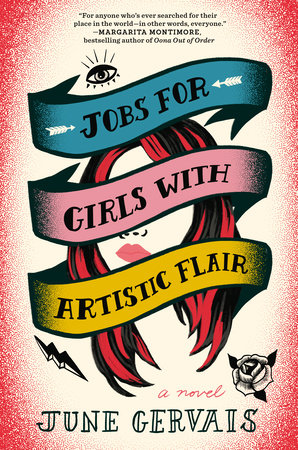 Jobs for Girls with Artistic Flair by June Gervais