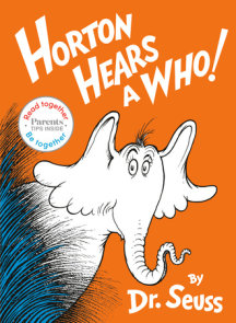 Horton Hears a Who: Read Together Edition