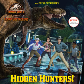 Hidden Hunters! (Jurassic World: Camp Cretaceous)