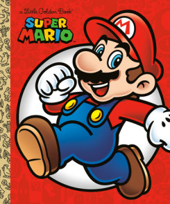 Super Mario Little Golden Book (Nintendo)