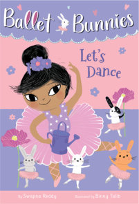 Ballet Bunnies #2: Let's Dance