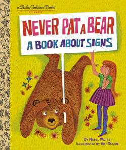 Never Pat a Bear