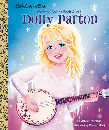 My Little Golden Book About Dolly Parton