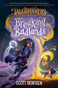 Breaking Badlands