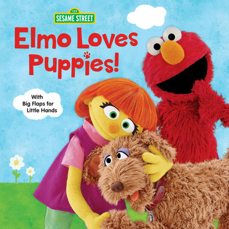 Elmo Loves Puppies! (Sesame Street) by Andrea Posner-Sanchez