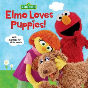 Elmo Loves Puppies! (Sesame Street)