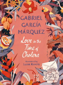 Love in the Time of Cholera (Illustrated Edition)