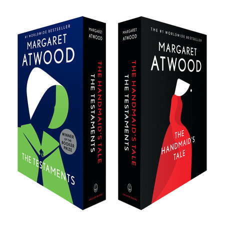 The Handmaid's Tale and The Testaments Box Set by Margaret Atwood