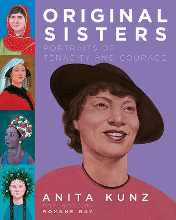 Original Sisters by Anita Kunz