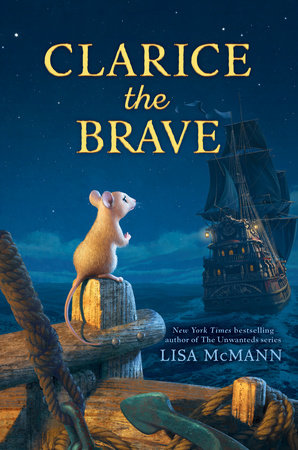 Clarice the Brave by Lisa McMann