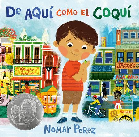 De aquí como el coquí by Nomar Perez