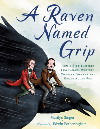 A Raven Named Grip by Marilyn Singer