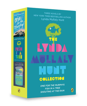 Lynda Mullaly Hunt Collection by Lynda Mullaly Hunt