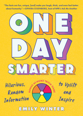 One Day Smarter by Emily Winter