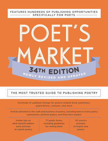 Poet's Market 34th Edition by