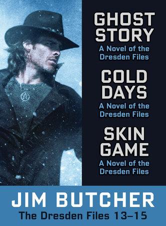 The Dresden Files Collection 13-15 by Jim Butcher