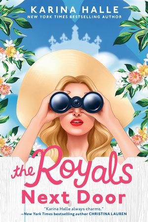 The Royals Next Door by Karina Halle