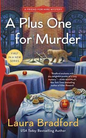 A Plus One for Murder by Laura Bradford