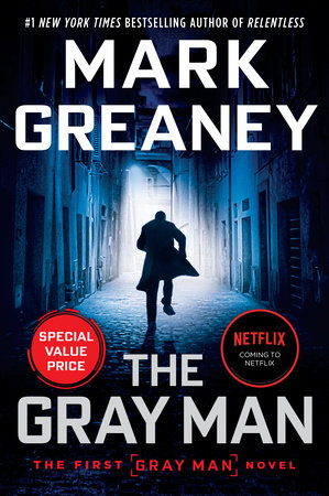 The Gray Man by Mark Greaney