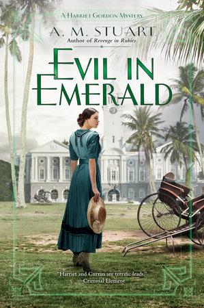 Evil in Emerald by A.M. Stuart