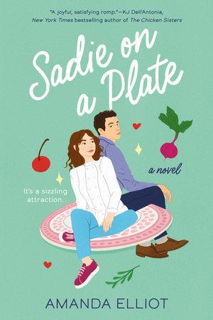Sadie on a Plate by Amanda Elliot