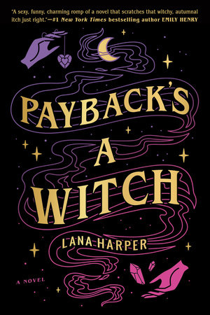 Payback's a Witch Book Cover Picture