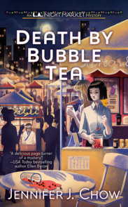Death by Bubble Tea