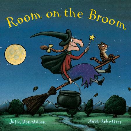 Room on the Broom by Julia Donaldson: 9780142501122 | PenguinRandomHouse.com: Books