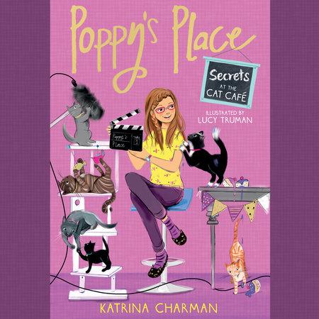 Secrets at the Cat Café by Katrina Charman