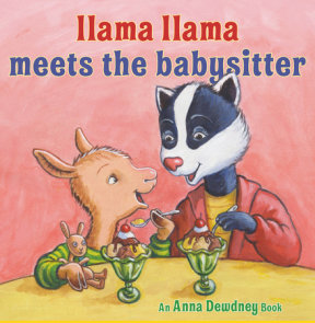 Llama Llama and the Babysitter