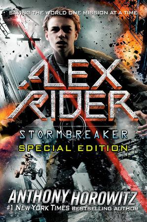 Stormbreaker by Anthony Horowitz