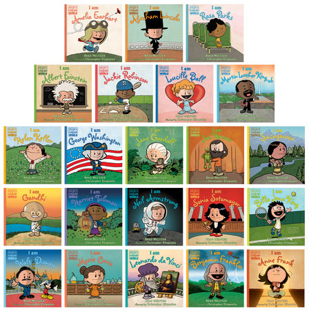 Ordinary People Change The World: 22-Book Set by Brad Meltzer