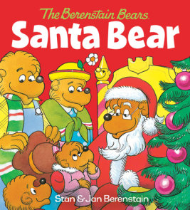 Santa Bear (The Berenstain Bears)