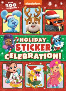 Holiday Sticker Celebration! (Nickelodeon)