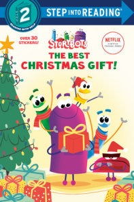 The Best Christmas Gift! (StoryBots)