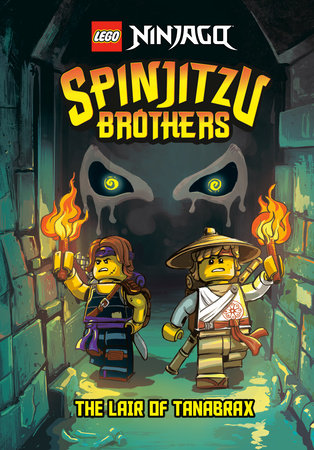 Spinjitzu Brothers #2: The Lair of Tanabrax (LEGO Ninjago) by Tracey West
