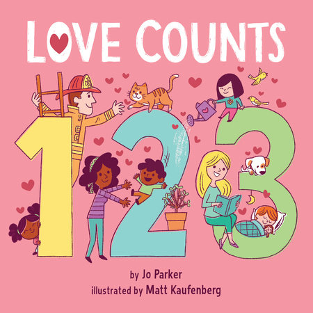 Love Counts by Jo Parker