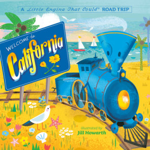 Welcome to California: A Little Engine That Could Road Trip