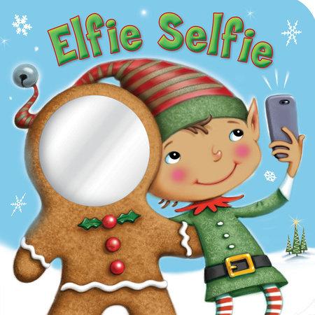 Elfie Selfie by Jo Parker