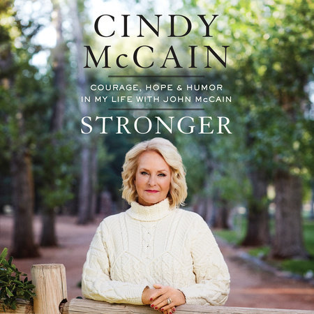 Stronger by Cindy McCain