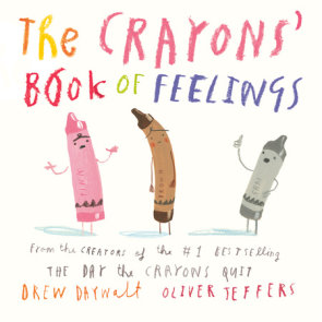 Crayons' Book of Feelings