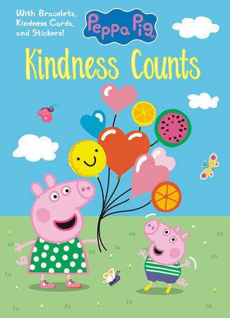 Kindness Counts (Peppa Pig) by Golden Books