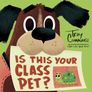 Is This Your Class Pet?