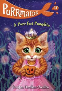 Purrmaids #11: A Purr-fect Pumpkin
